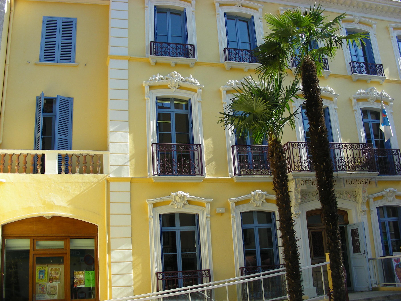 Office du tourisme d 39 am lie les bains sud canig - Dieppe office du tourisme ...