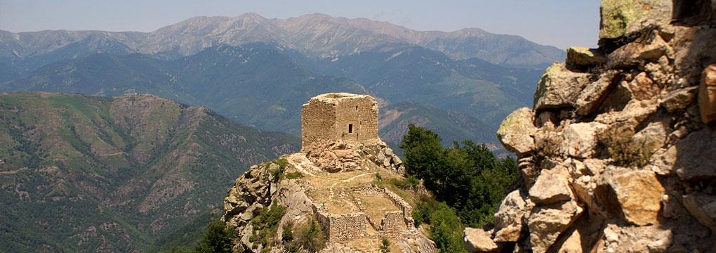 Sud Canigo tour de Cabrens en Haut Vallespir