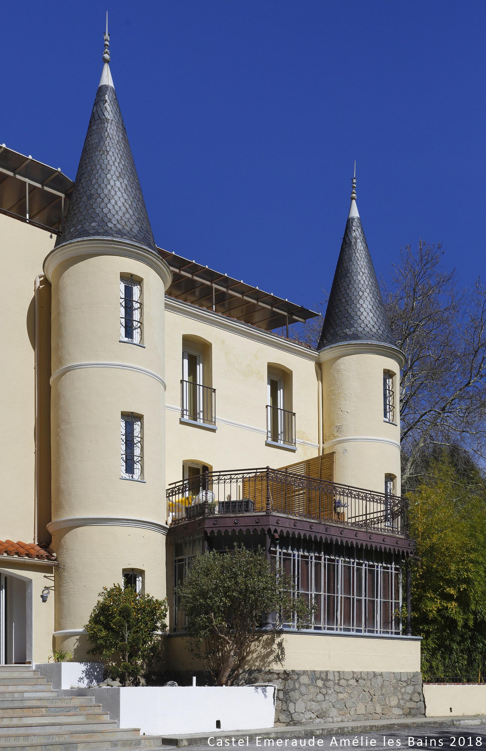 Castel Émeraude