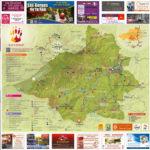 Carte activités pleine nature-Sud Canigo