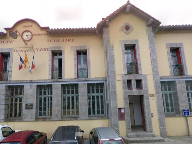 Ecole primaire de Prats de Mollo La Preste