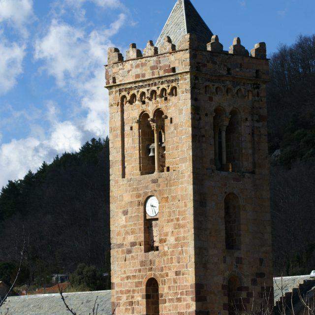 Église Sainte Marie de Coustouges