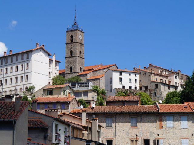 Mairie de Saint-Laurent de Cerdans