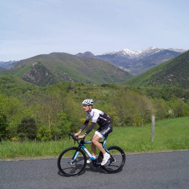 La route la plus au Sud de France, version Cyclo-rando