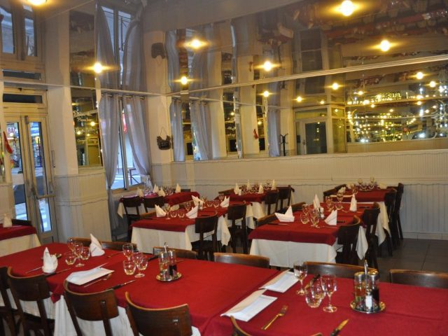 Hôtel Restaurant Combes*