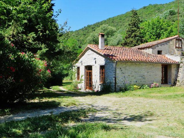 Gîte du Moulin de Galangau