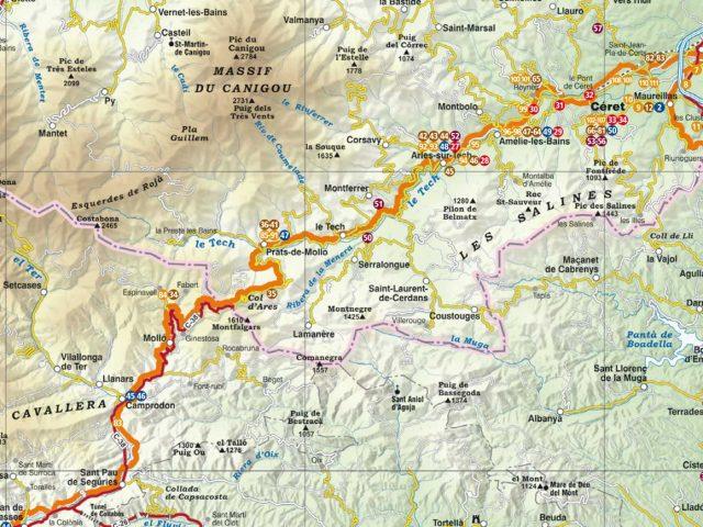 Circuit Cyclotourisme Pirinexus