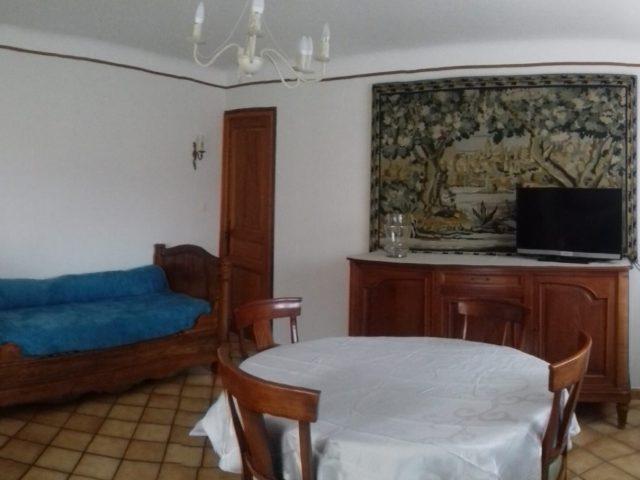 Appt. T3** RDC villa – SICOT