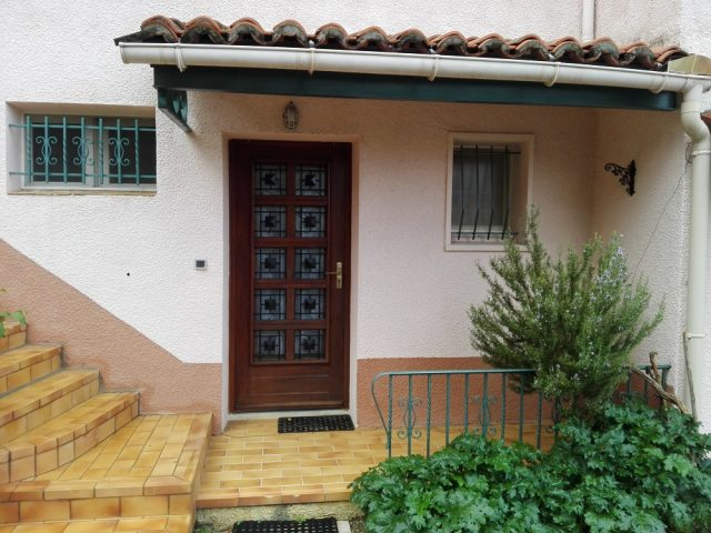 Appt. T2**  RDC villa – CHAPLAIN