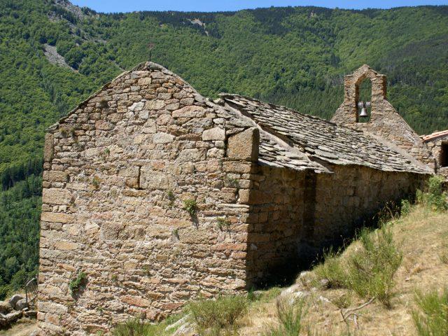 Ermitage de Sant Guillem