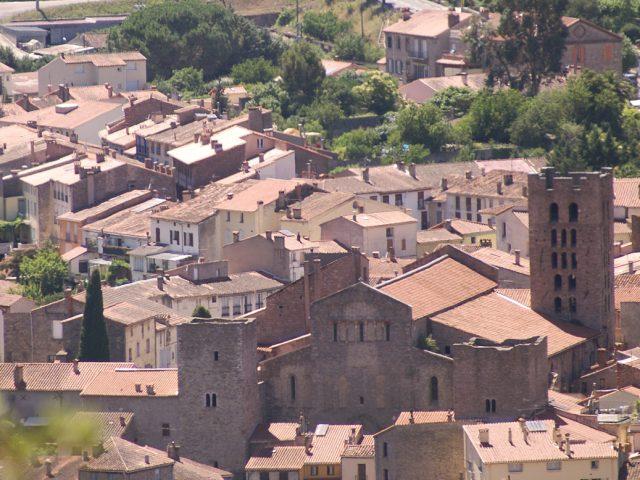 Abbaye Sainte Marie d'Arles sur Tech
