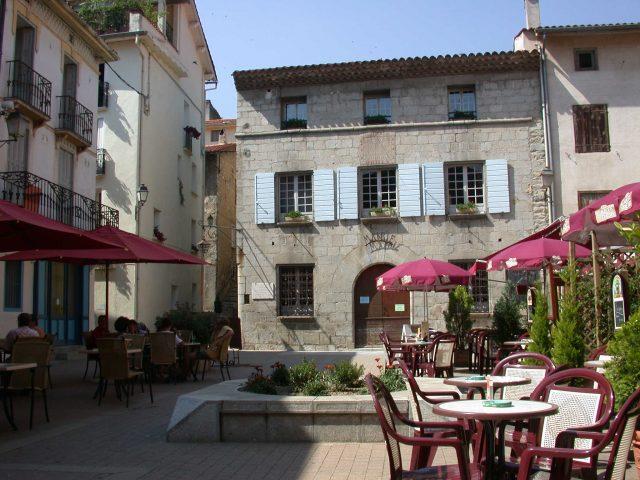 Mairie Prats-de-Mollo-La-Preste