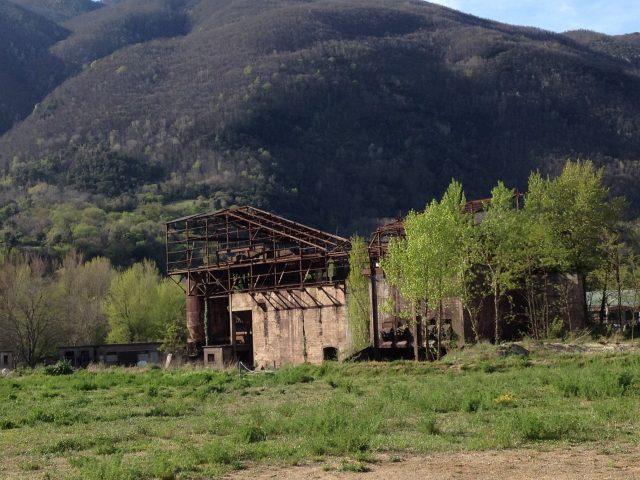 Carreau de la Mine d'Arles sur Tech