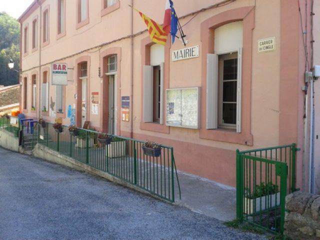 Mairie de Lamanère