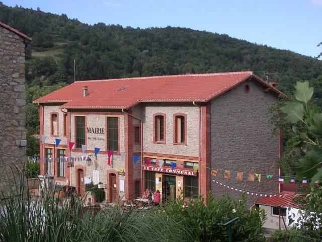 Mairie de Montferrer