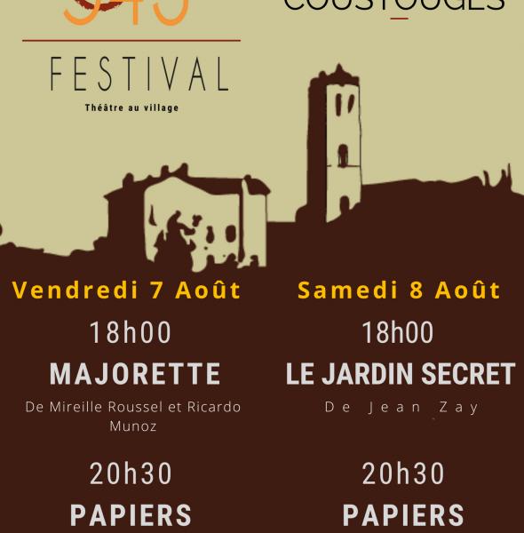 543 Festival Théâtre au village