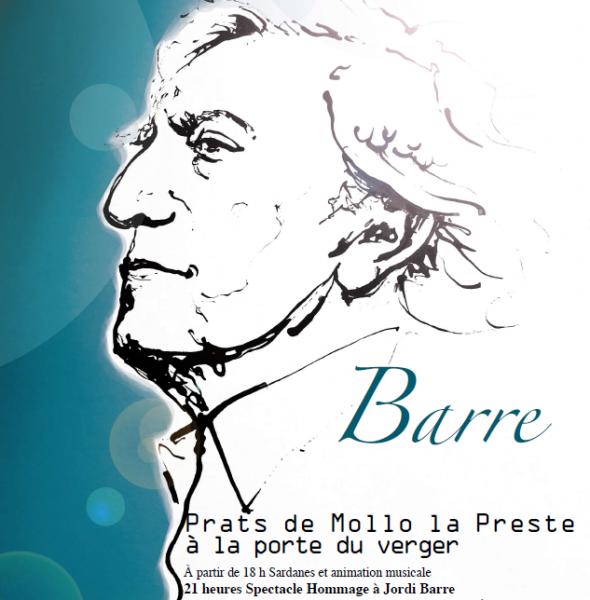 Homenatge a Jordi Barre