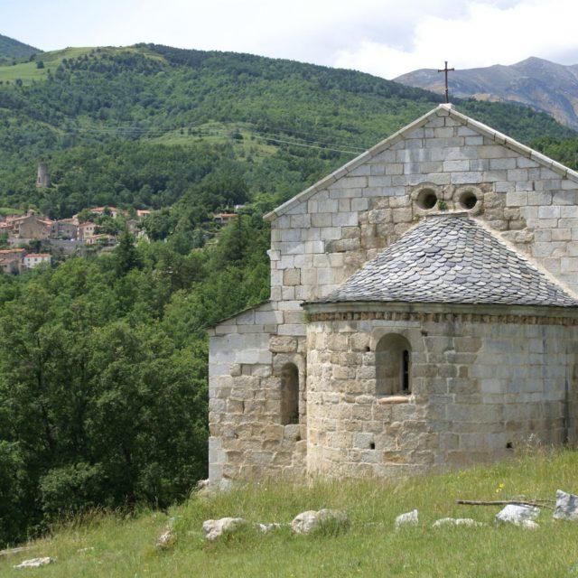 Chapelle Sant Marti
