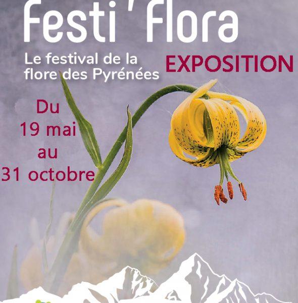 Exposition Festi'Flora au Fort Lagarde