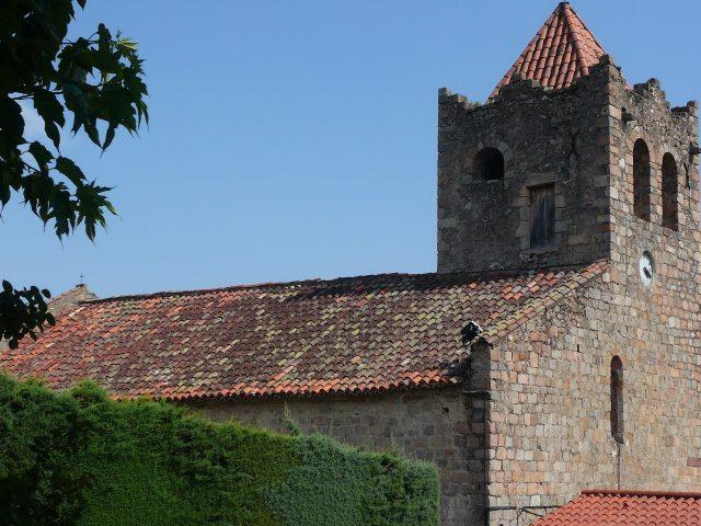 Eglise Sainte Marie de Serralongue