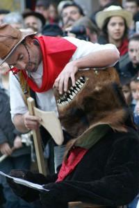 Fête de l'ours Arles-sur-Tech